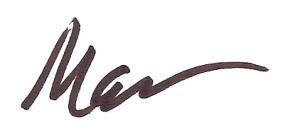 MAR signature