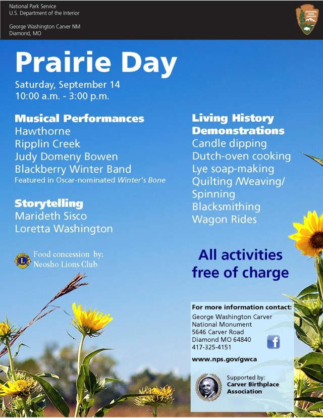 Prairie Day Flyer 2013 jpg